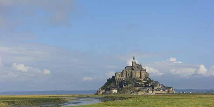 Hébergement Mont Saint Michel