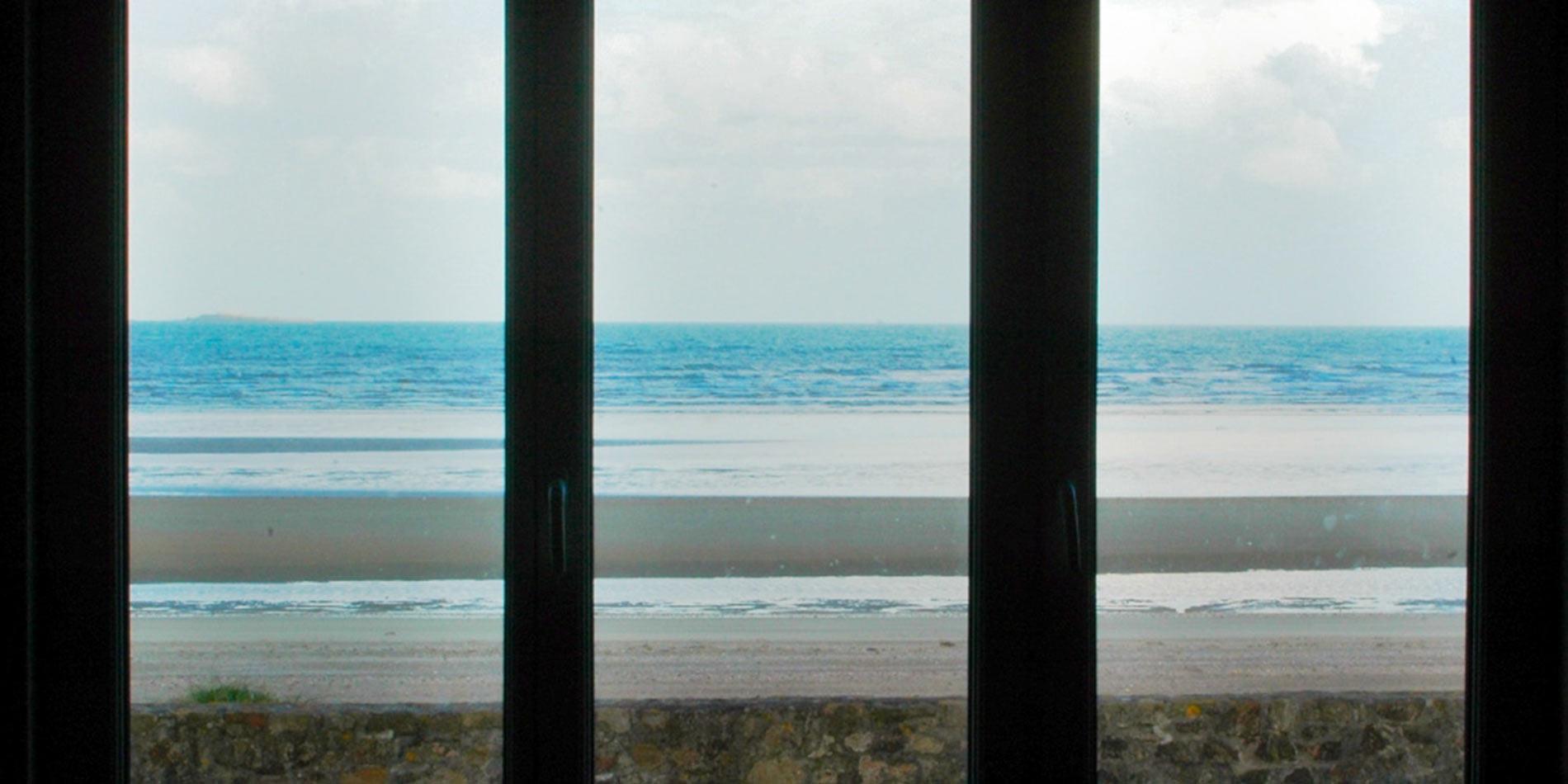 Hébergement plage Normandie